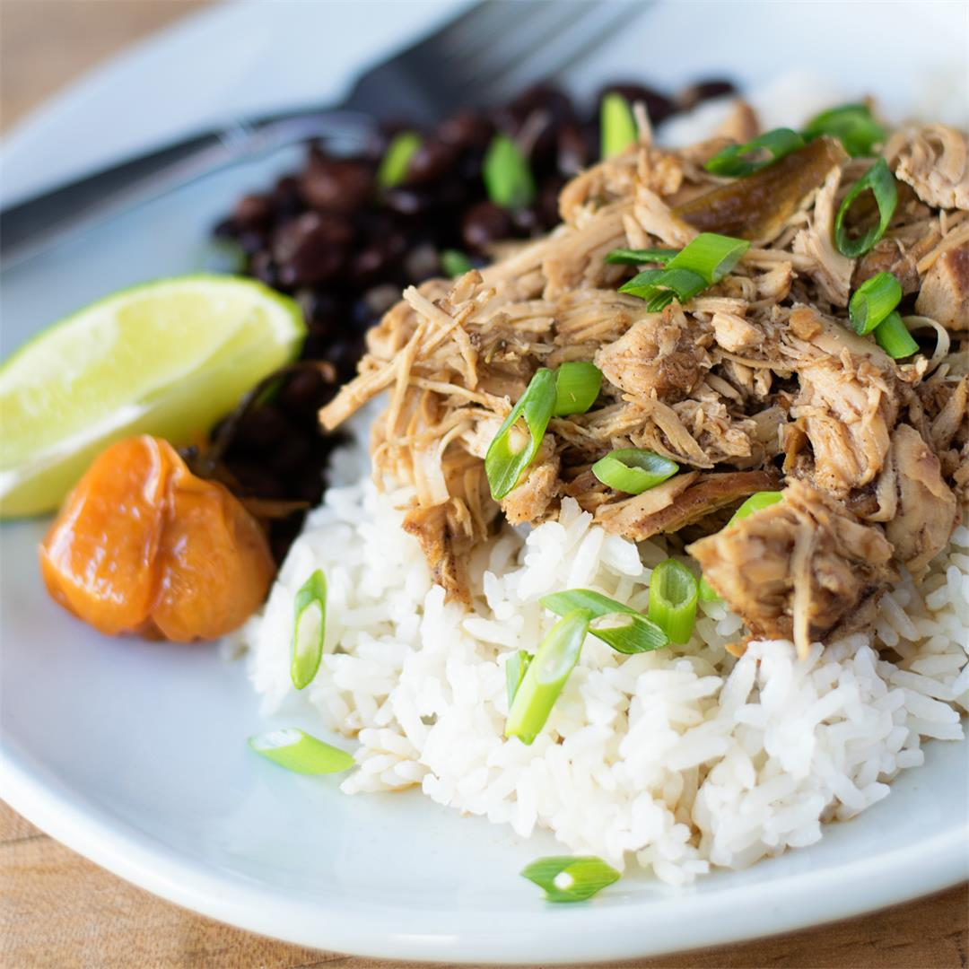 Crockpot Jerk Chicken Recipe