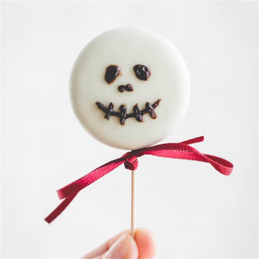 Halloween Oreo Pops