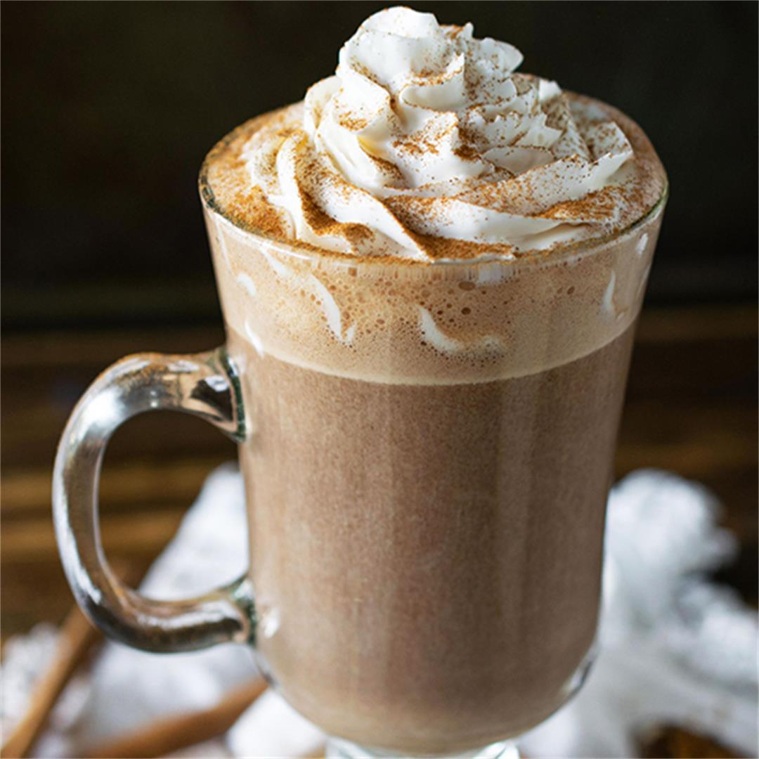 Chaga Spiced Latte