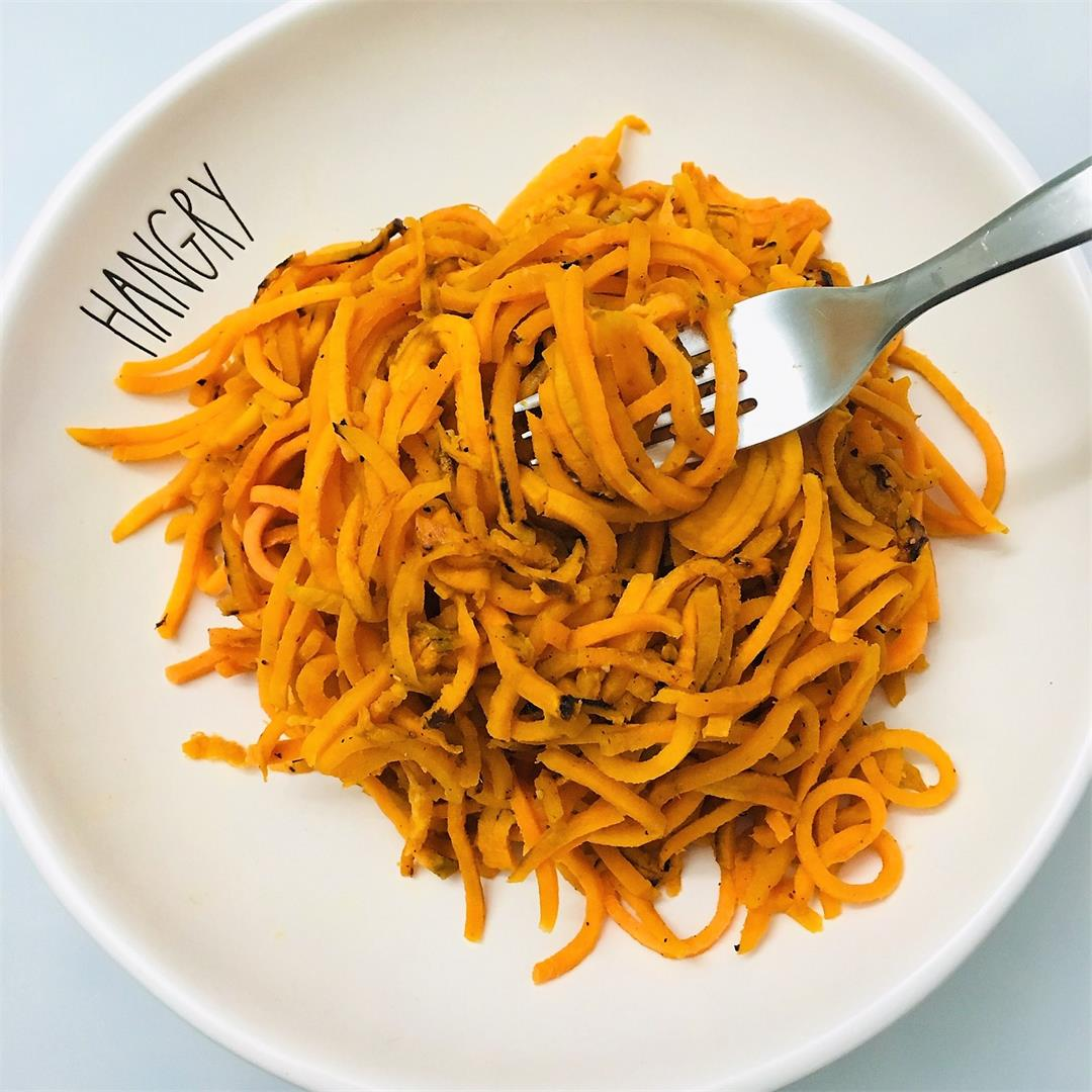 Sweet Potato Noodles – Gluten Free