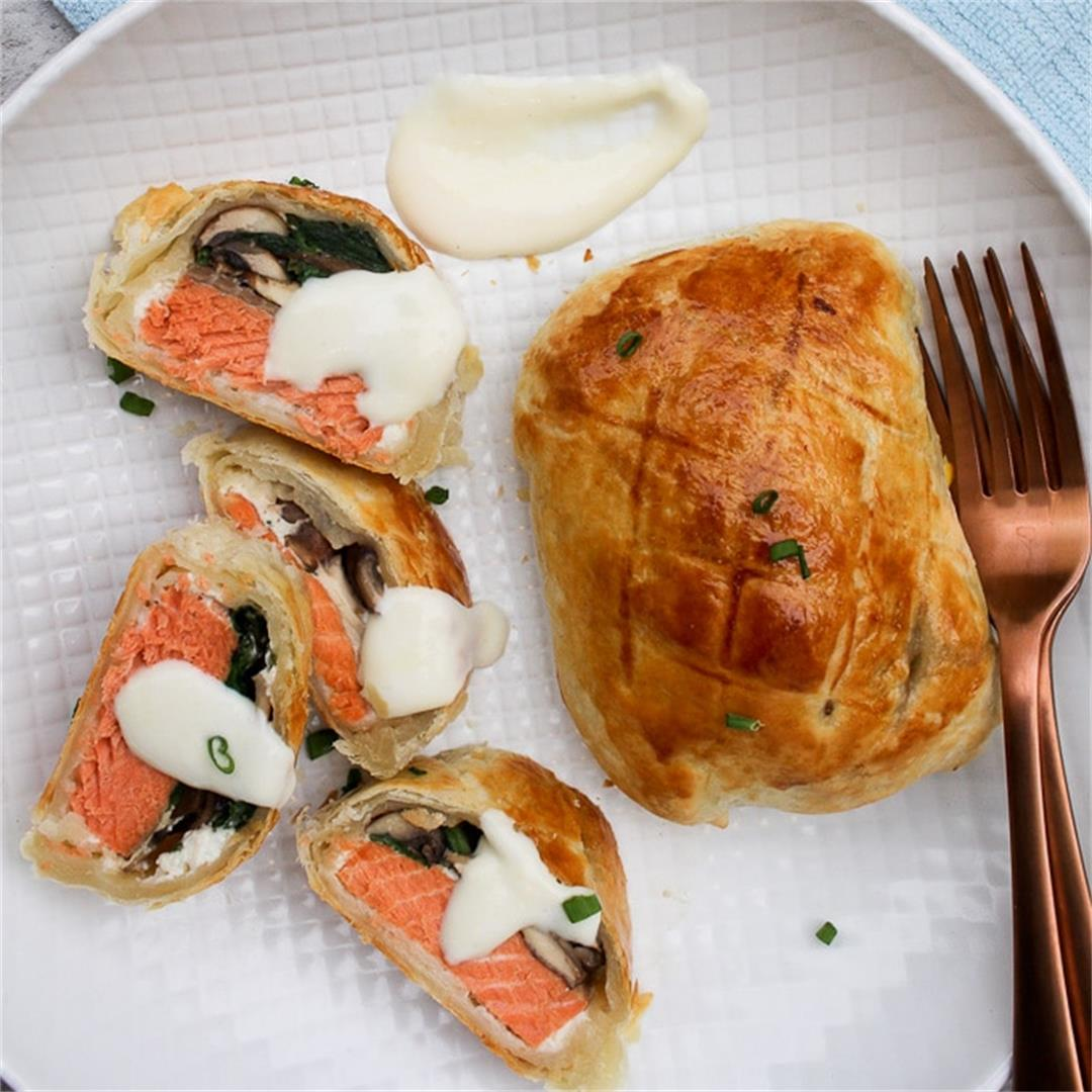 Salmon Wellington (+ Easy Step-by-Step Directions!)