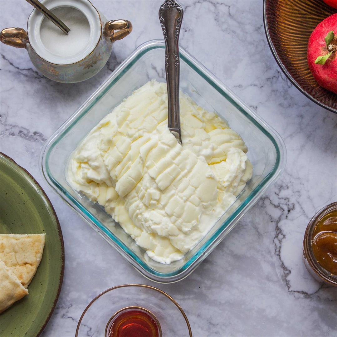 Quick Clotted Cream (Gemar)