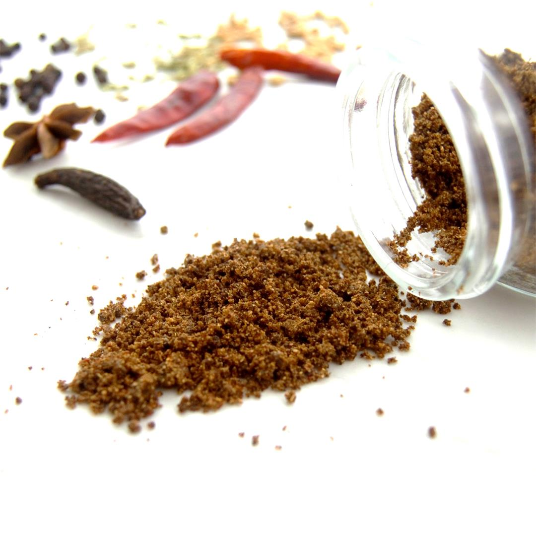 Chettinad Masala / Spicy Curry Powder