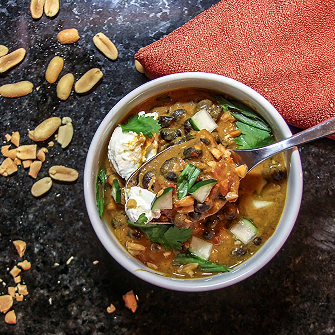 Thai Curry Chili