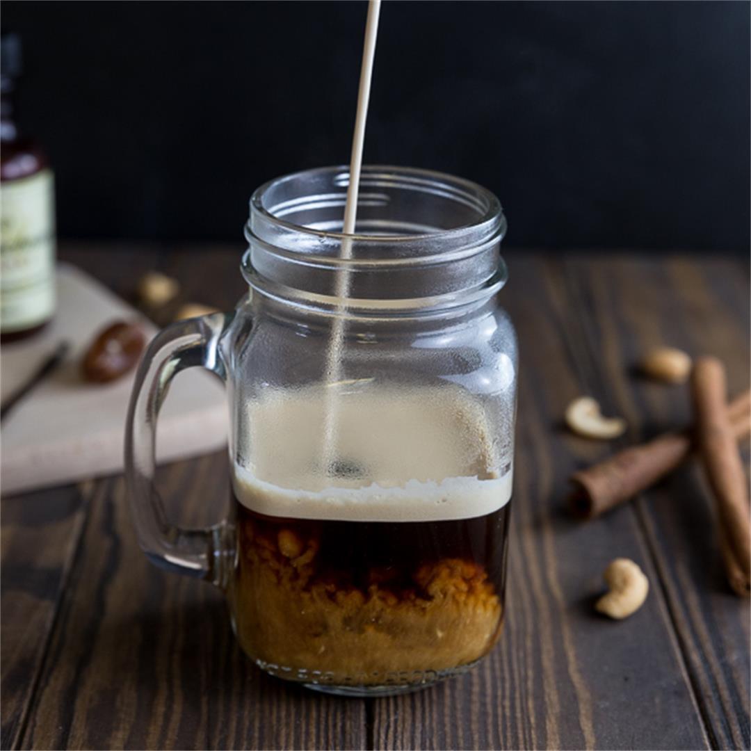 Cinnamon Cashew Coffee