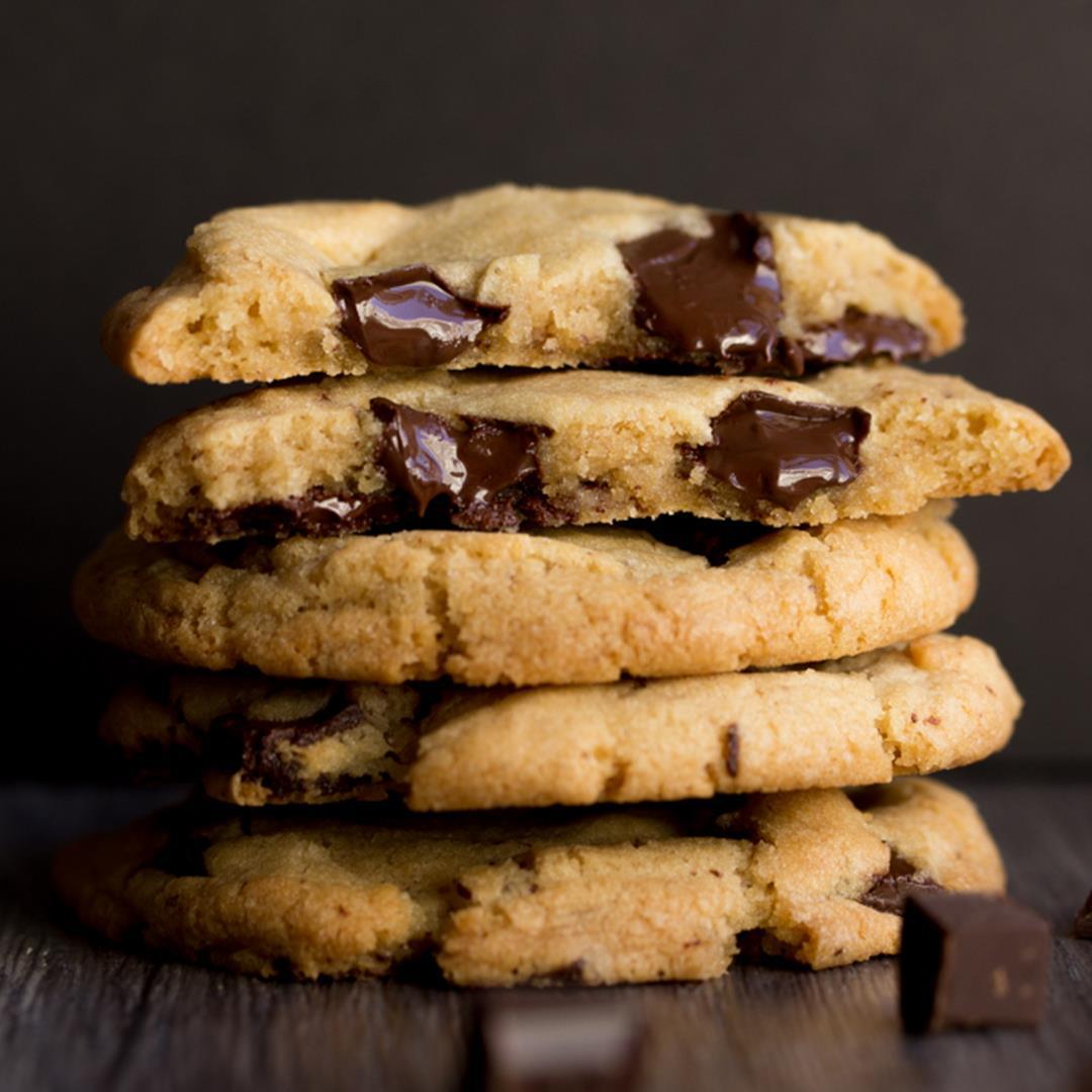 EPIC Vegan Chocolate Chip Cookies