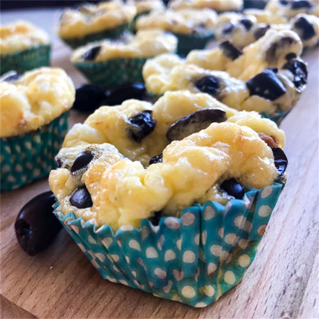 Greek Breakfast Egg Muffins