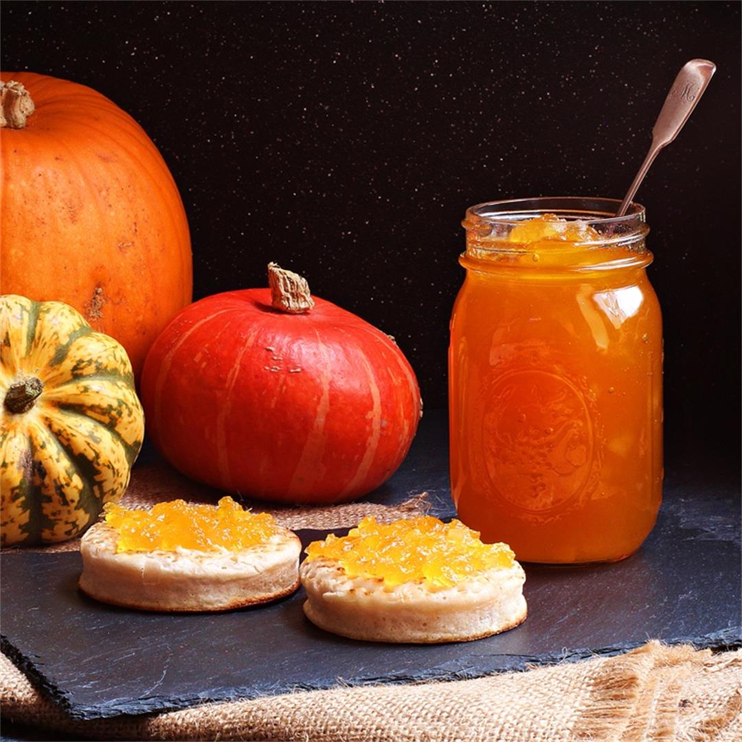Pumpkin & Ginger Jam