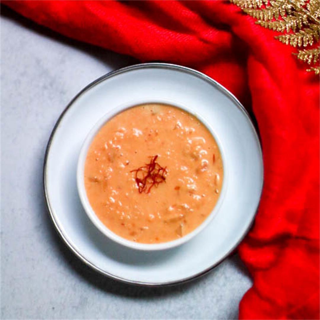 Rabri (Traditional Indian Dessert)
