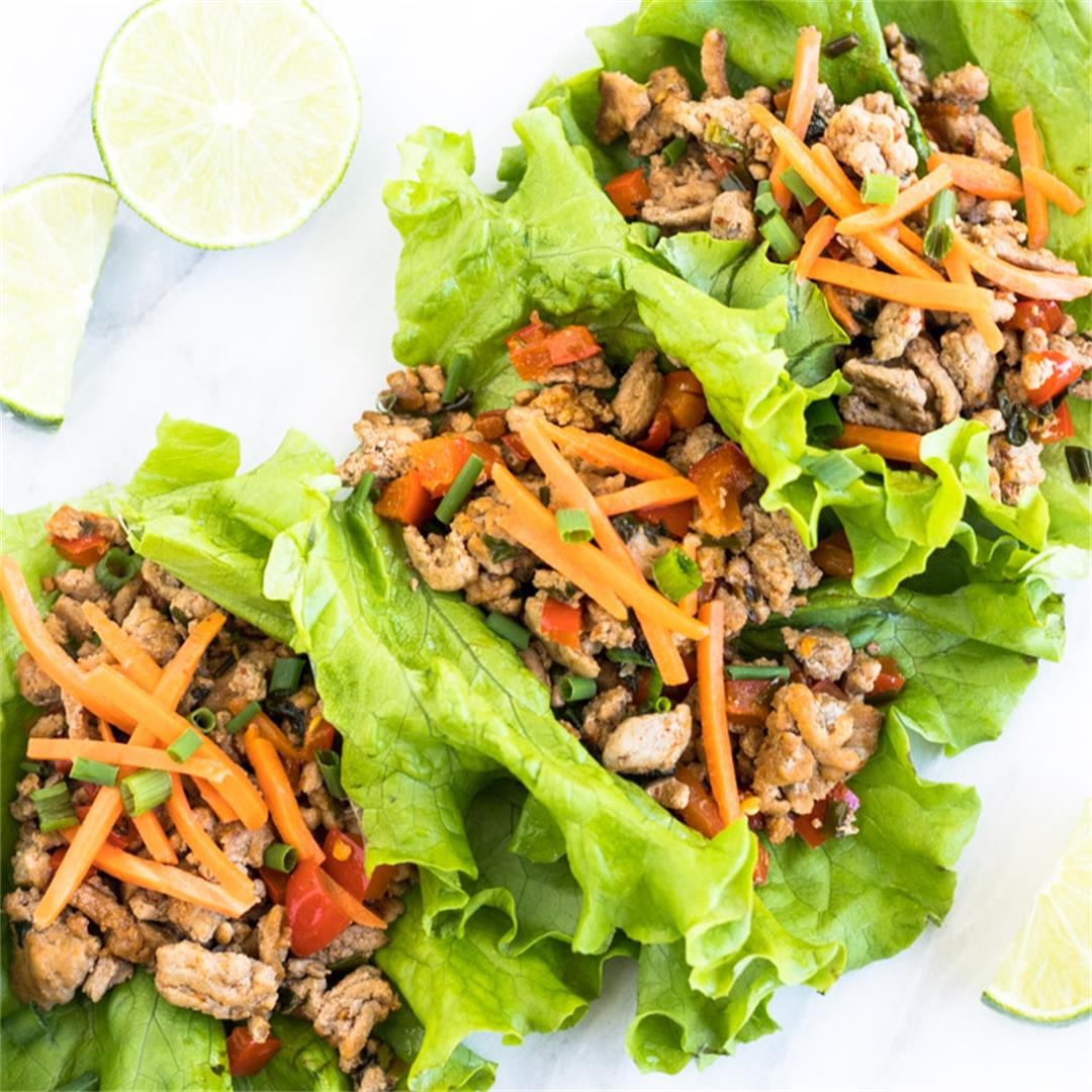 Low FODMAP Turkey Larb
