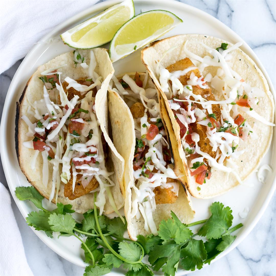 Taqueria Fish Tacos