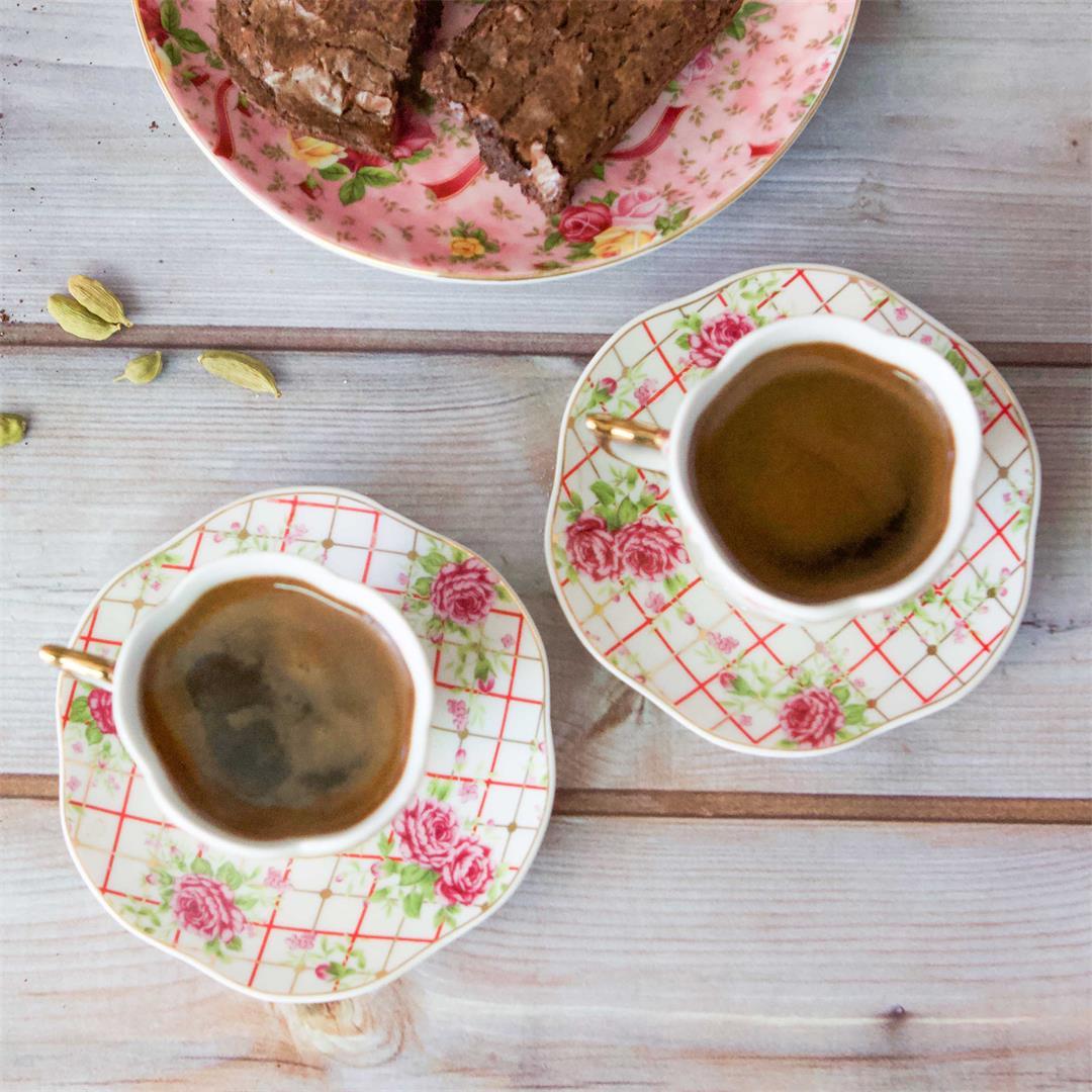 Turkish / Arabic Coffee