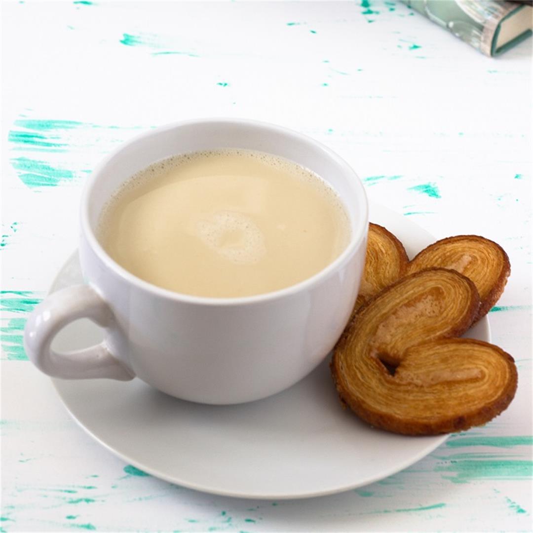 Sleepytime Tea Latte
