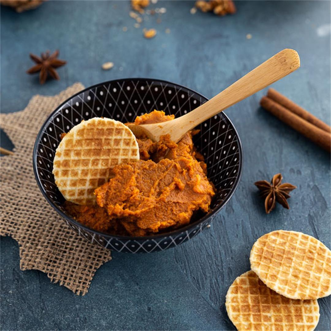 How to make Pumpkin Spice Butter