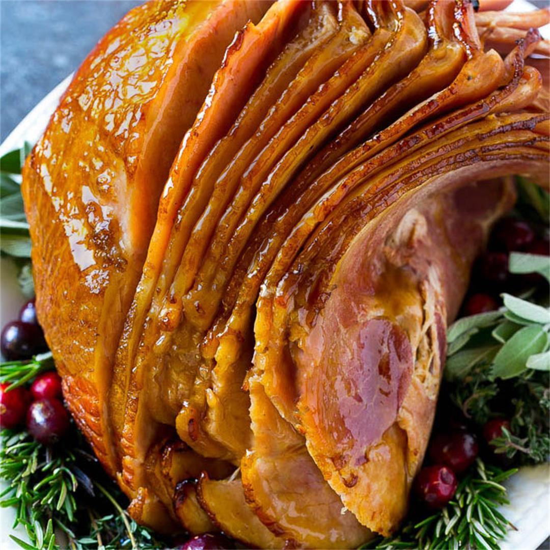 Glazed Ham for the Holidays