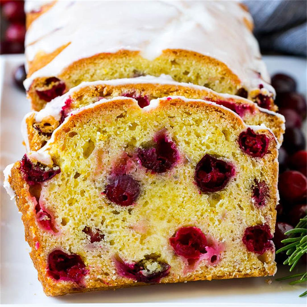 Cranberry Bread