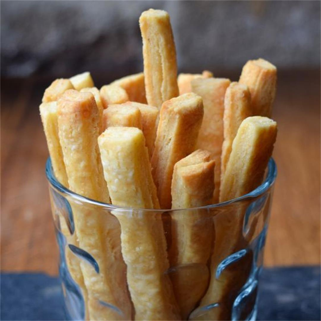 Classic Cheese Straws