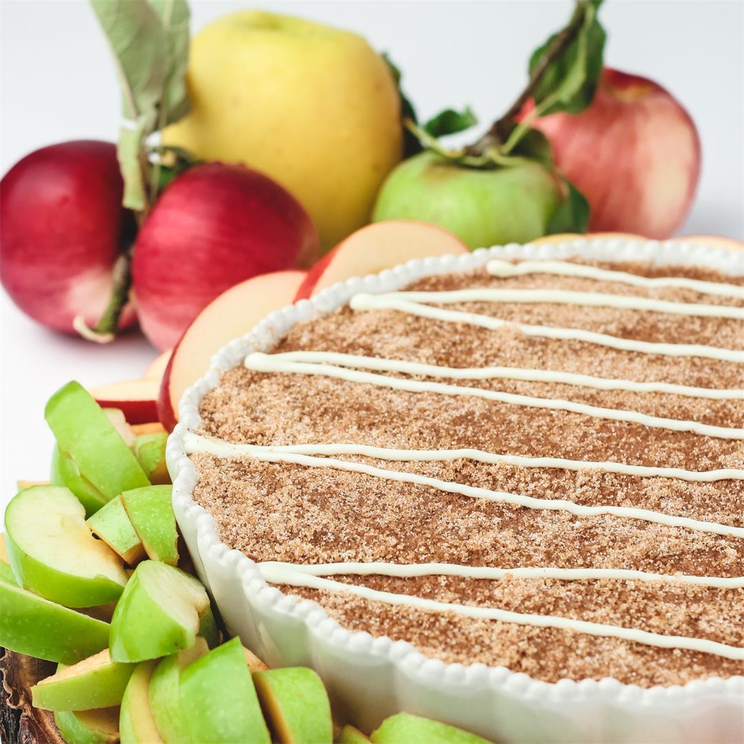 Caramel Apple Pie Dip