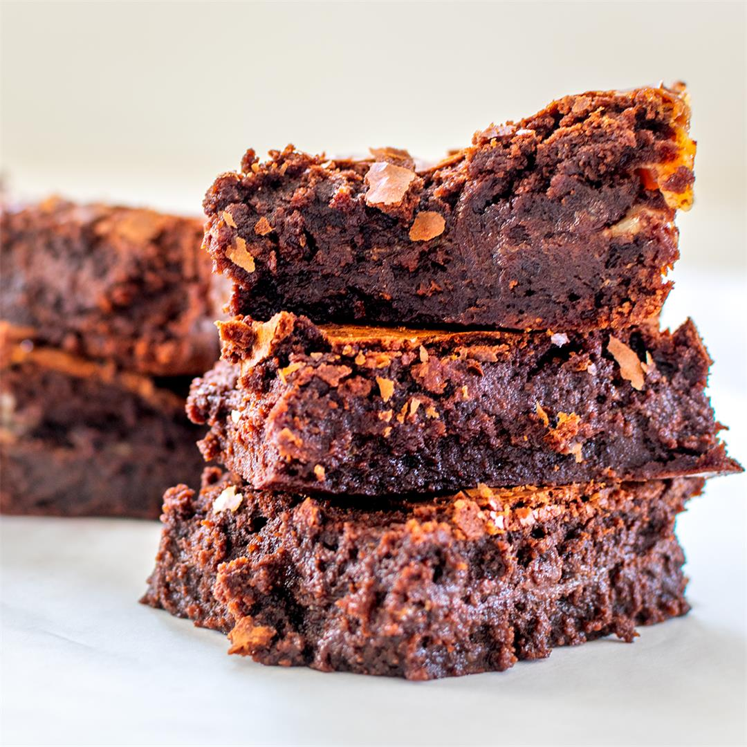 Ultimate Fudge Brownie Recipe with Condensed Milk