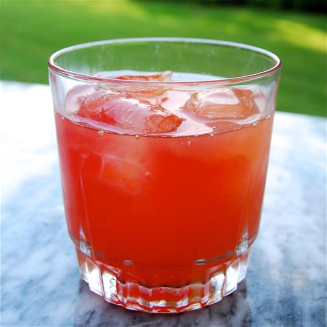 Campari & Orange Garibaldi