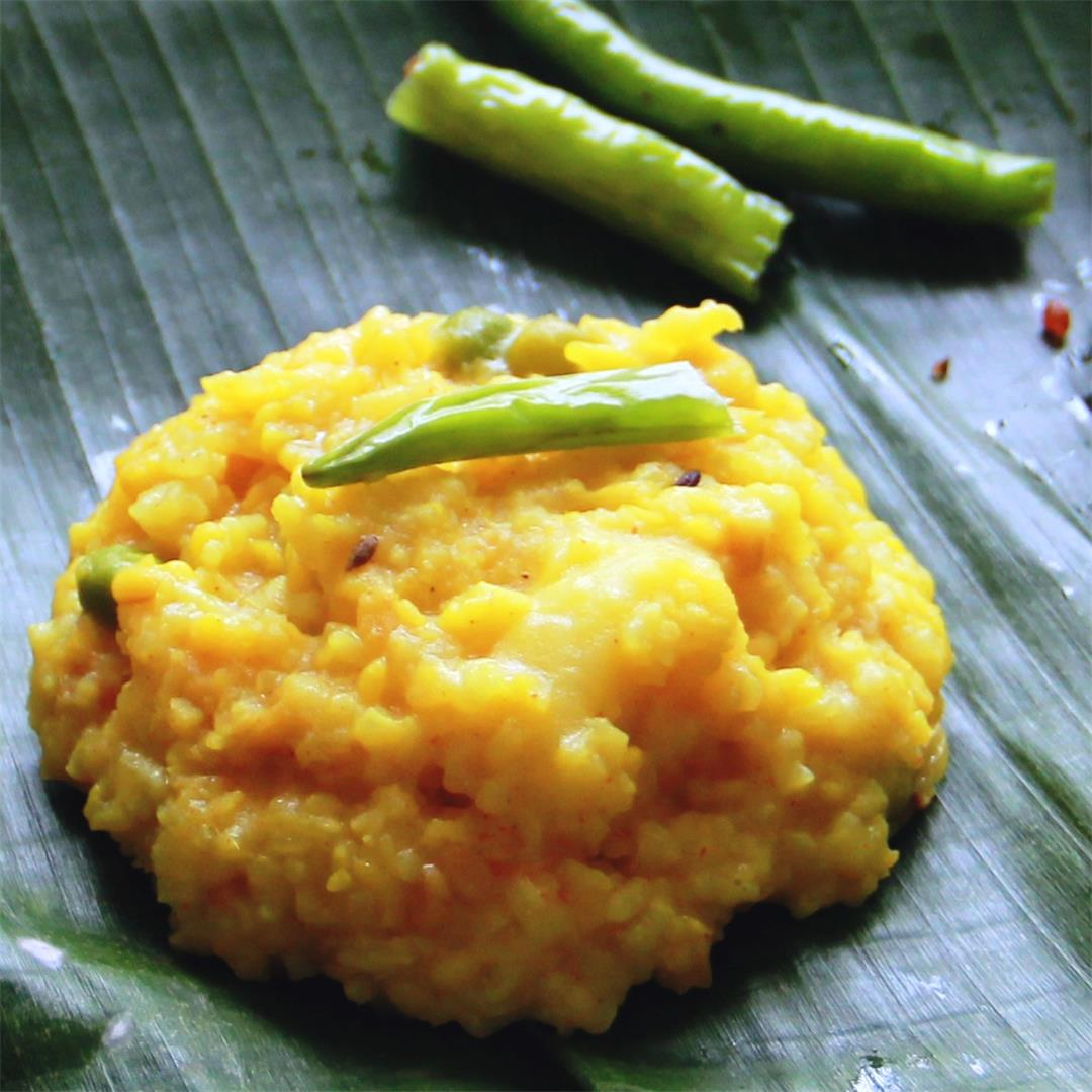 Comfort in a Bowl of Khichuri