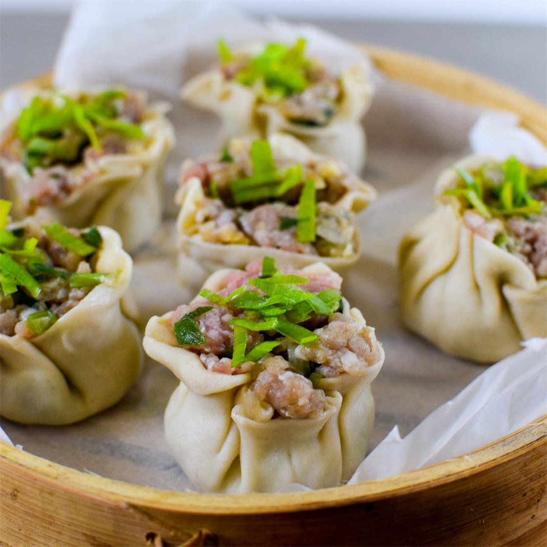 Pork & Prawn Shu Mai