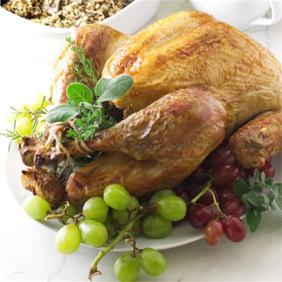 brine roasted turkey