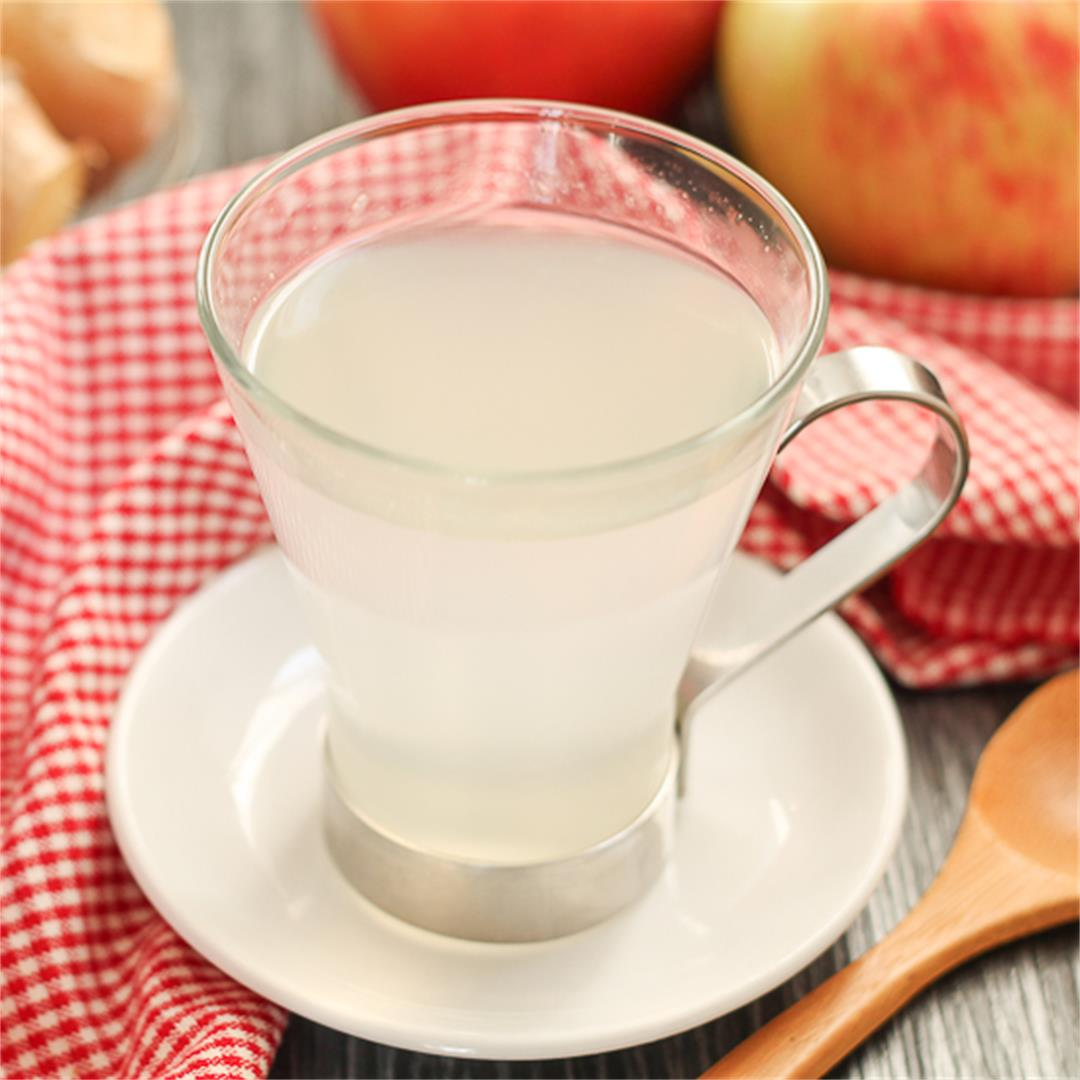 Ginger & Apple Core Tea