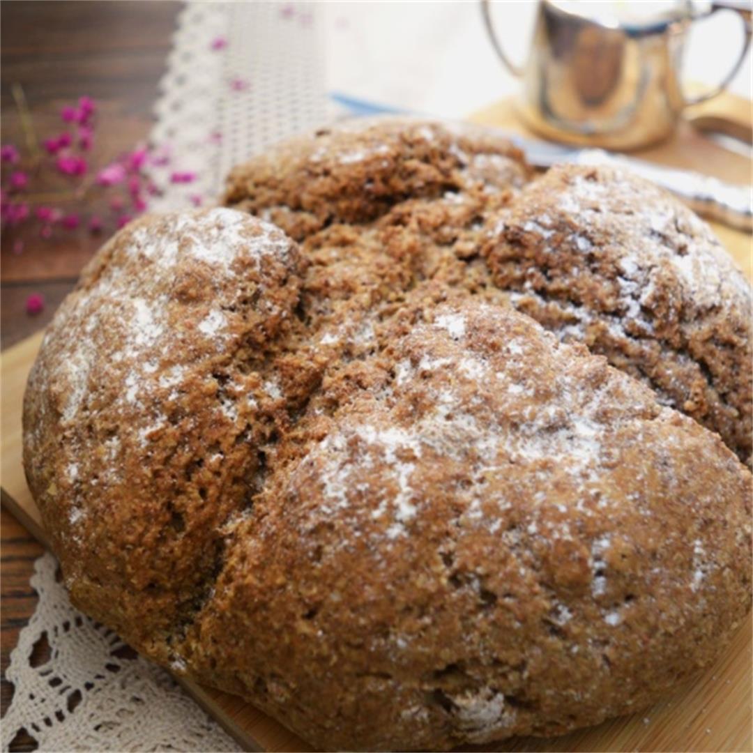 Irish Soda Bread (Vegan)