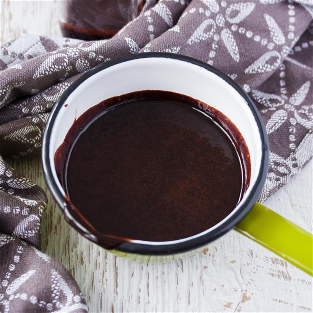 Homemade Chocolate Sauce Recipe