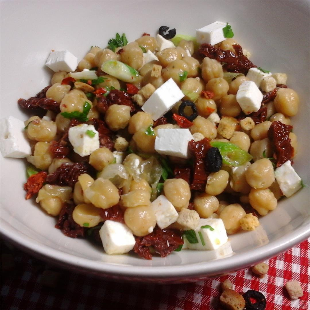 A light salad dish for Lunch or Dinner