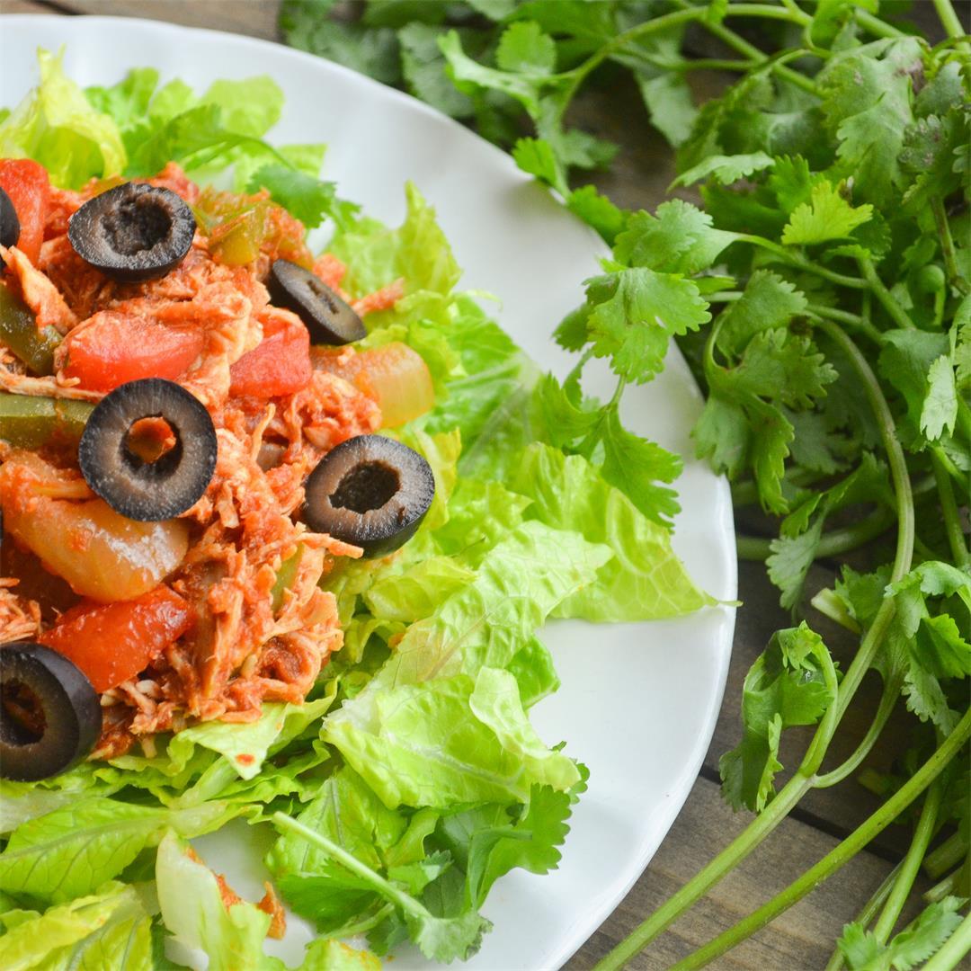 Picante Chicken Salad