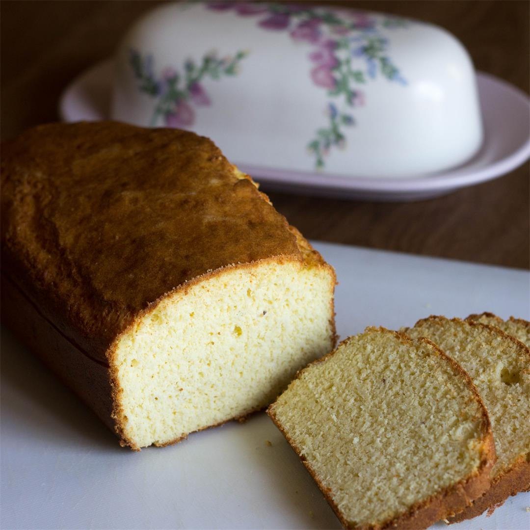 Cheese Bread - Gluten Free Low Carb