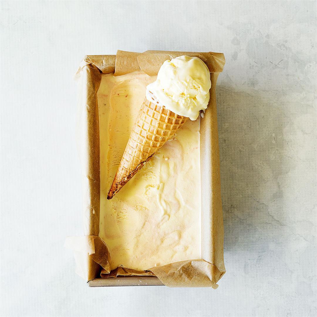 No Churn Vanilla Ice Cream