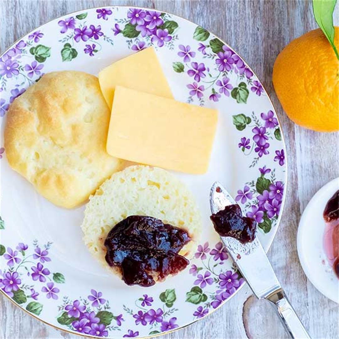 Gluten-Free English Muffin Recipe
