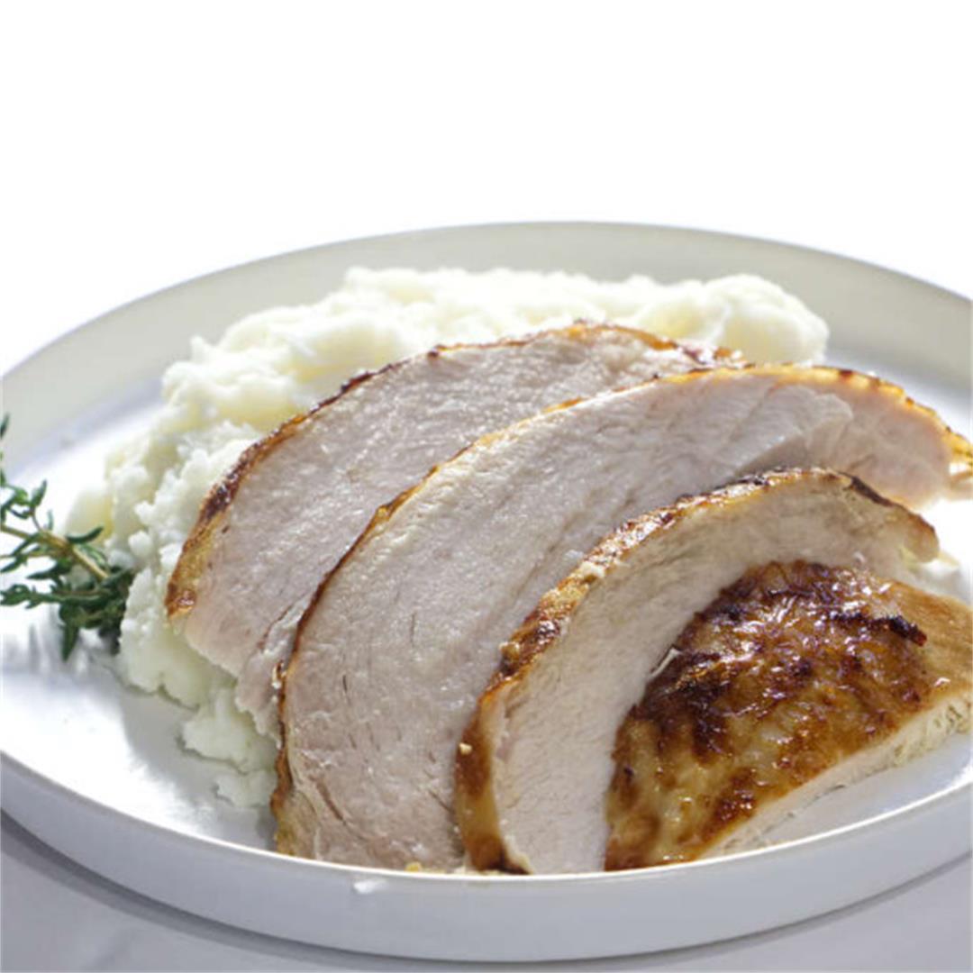 instant pot turkey breast from frozen
