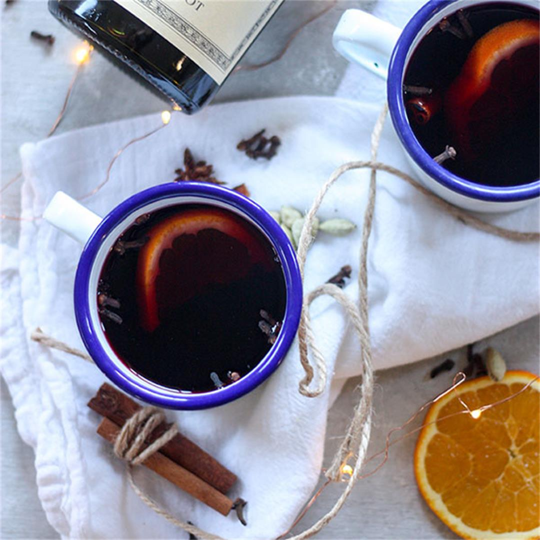 German Mulled Wine