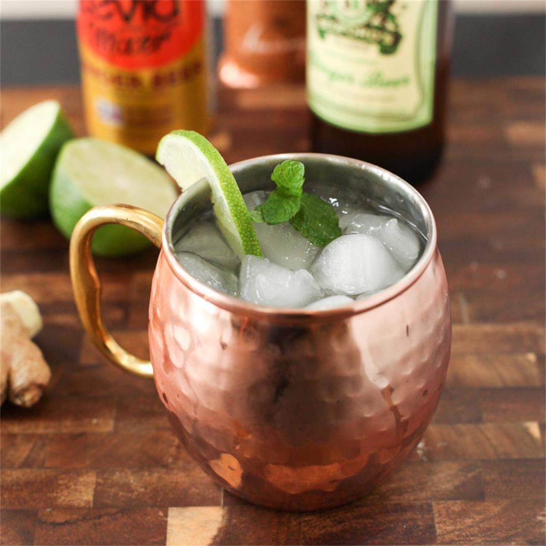 Lower Sugar Moscow Mule