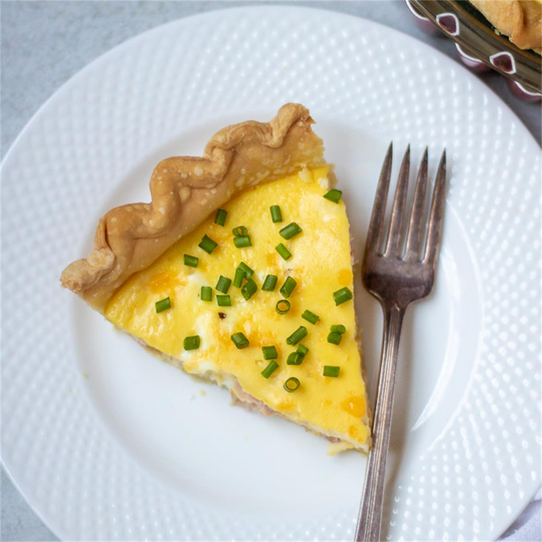 The Best Classic Quiche