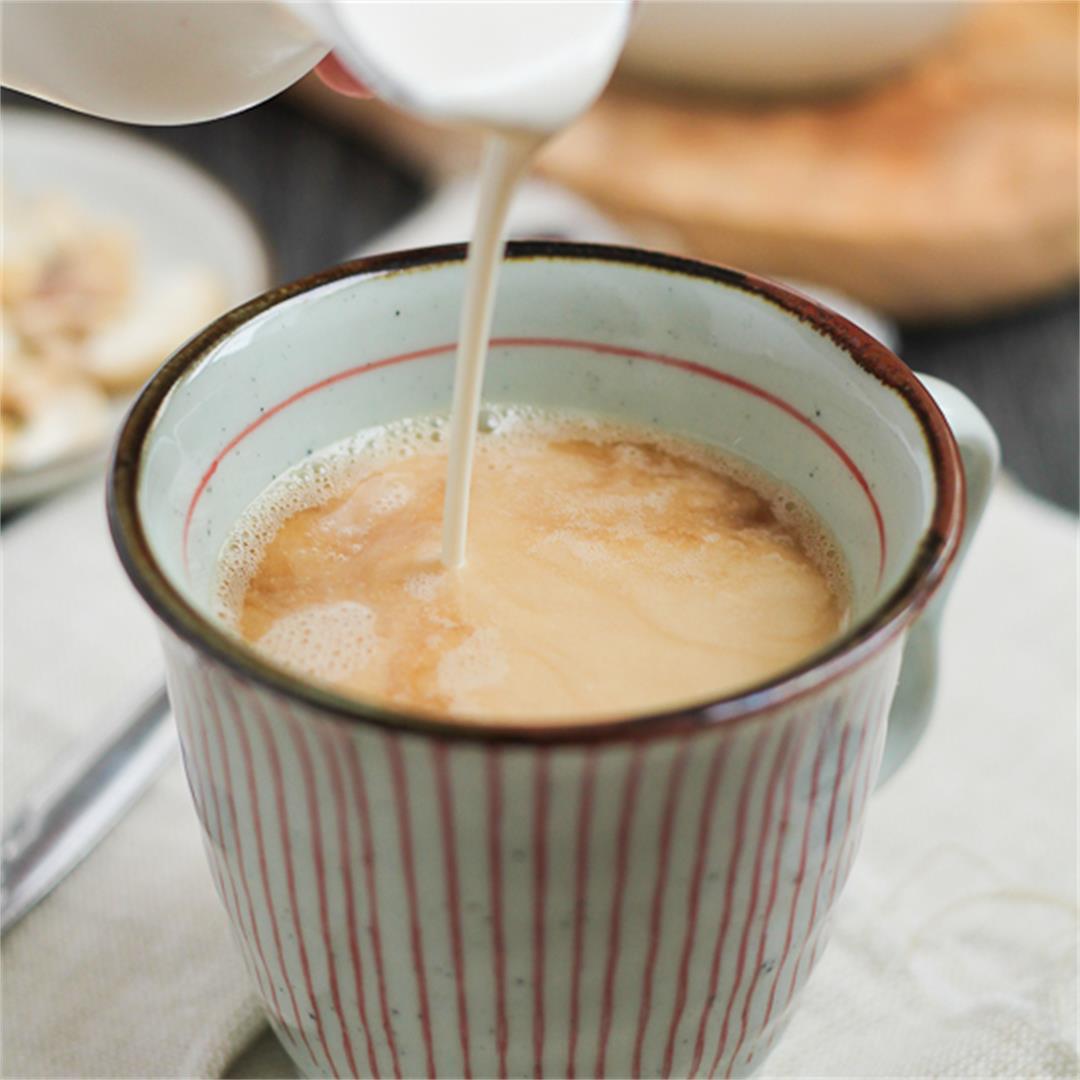 Vanilla Cashew Coffee Creamer