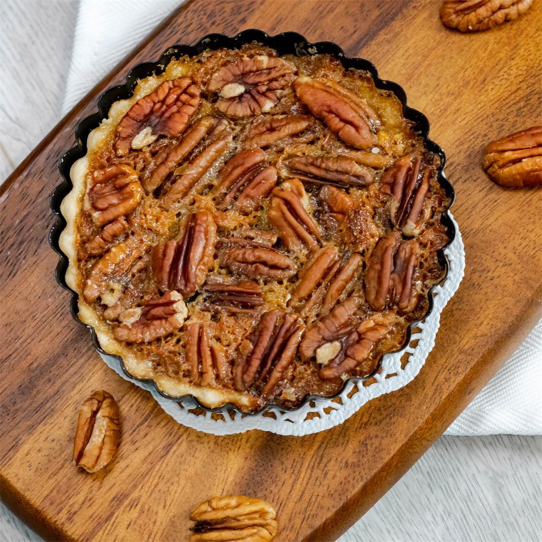 Easy Mini Pecan Pies