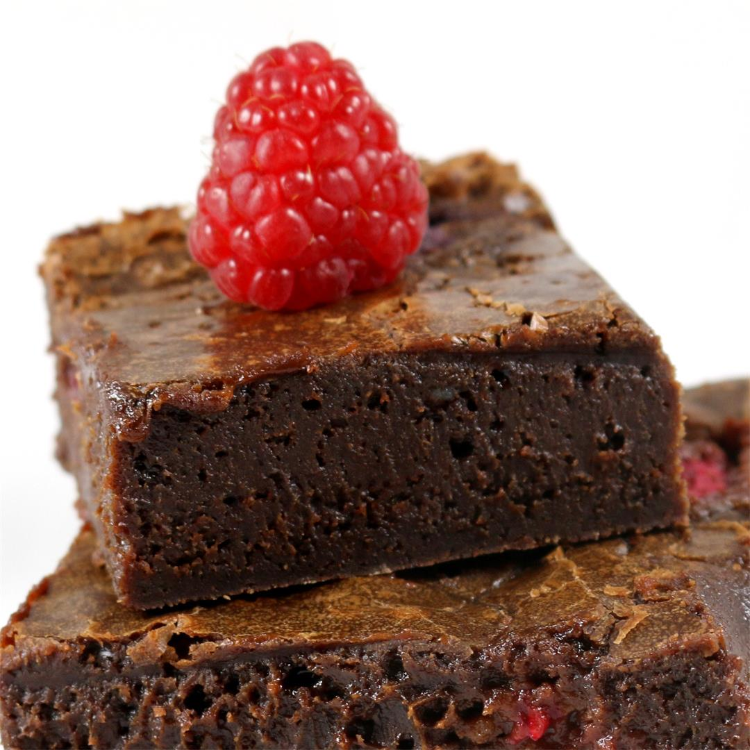 Fudge Dream Brownie – Rich Addiction to Simple Life