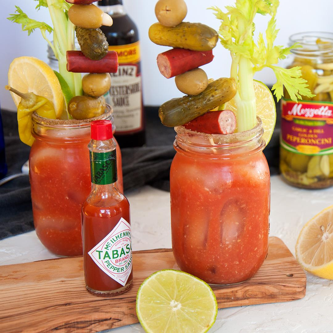 Classic Bloody Mary Recipe