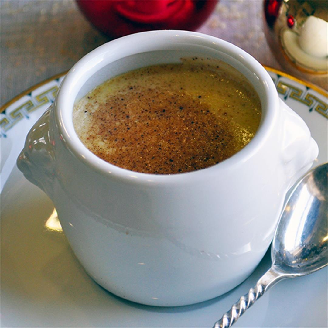 Chai Latte Pots de Creme