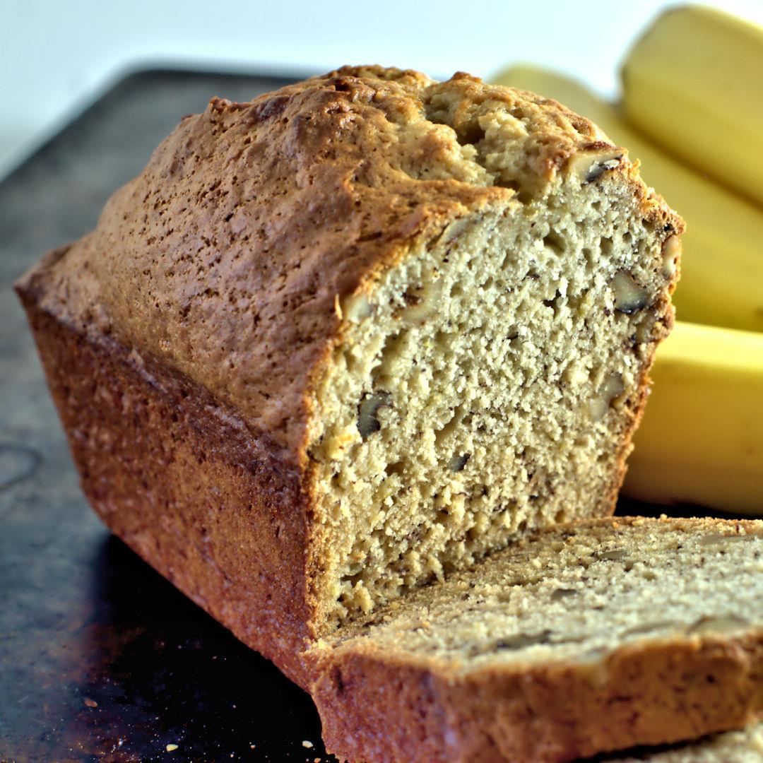 A Little Banana Bread