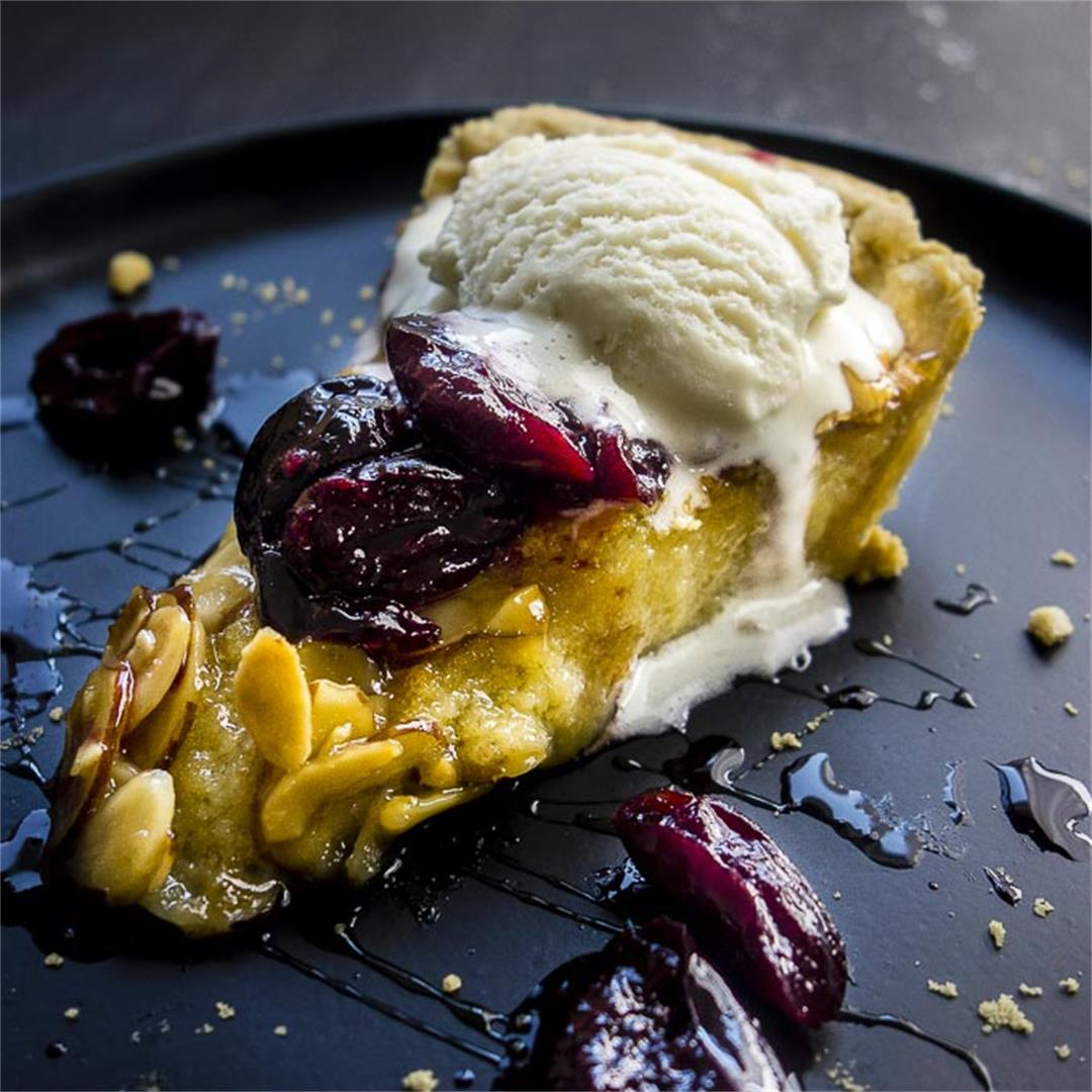 Simple Almond Tart
