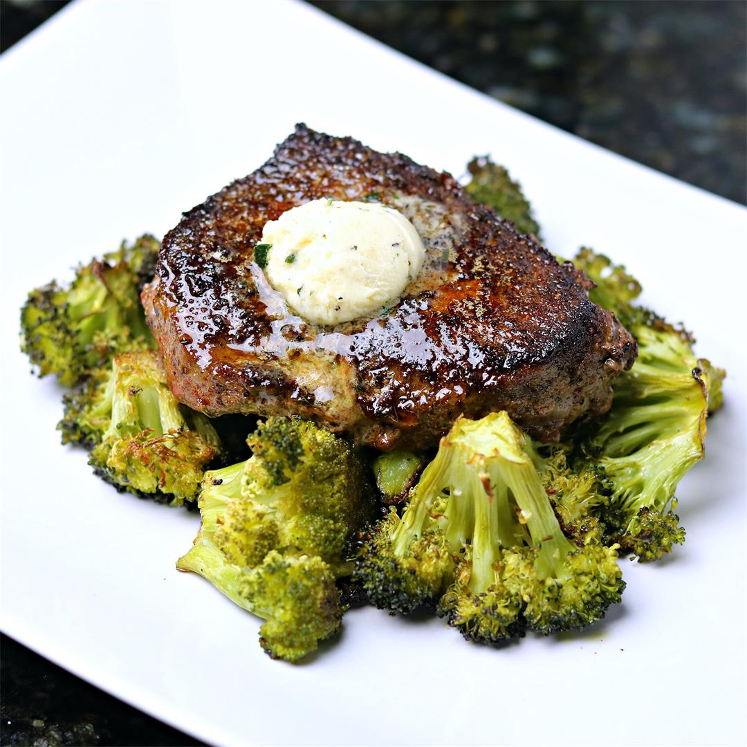 Ranch Spiced Steak