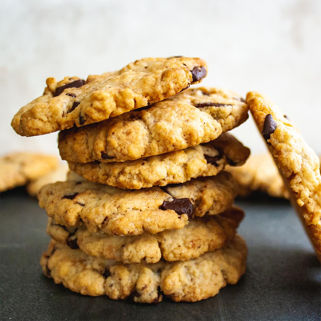 Best Easy Chocolate Chip Cookies without Butter