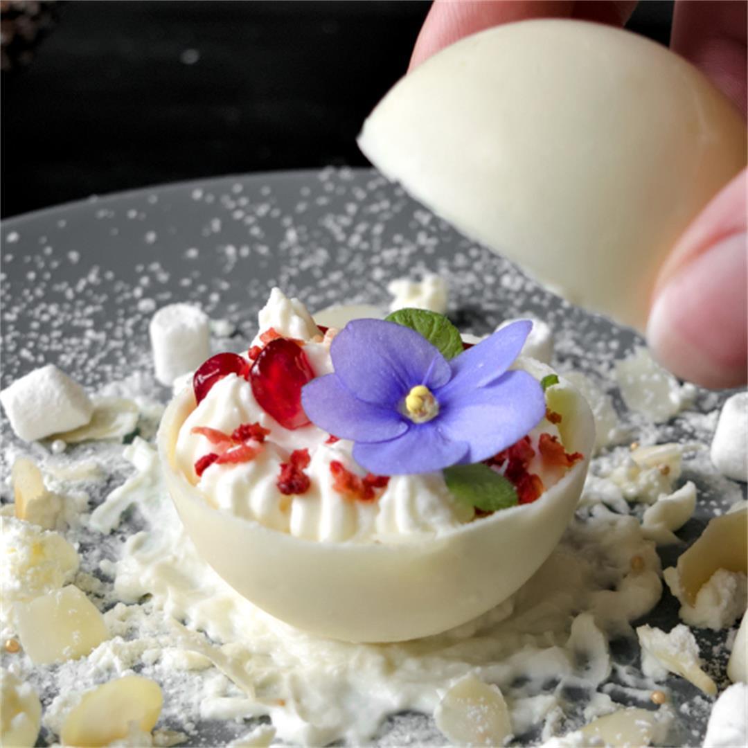 Chocolate Ball Recipe – Winter Desserts