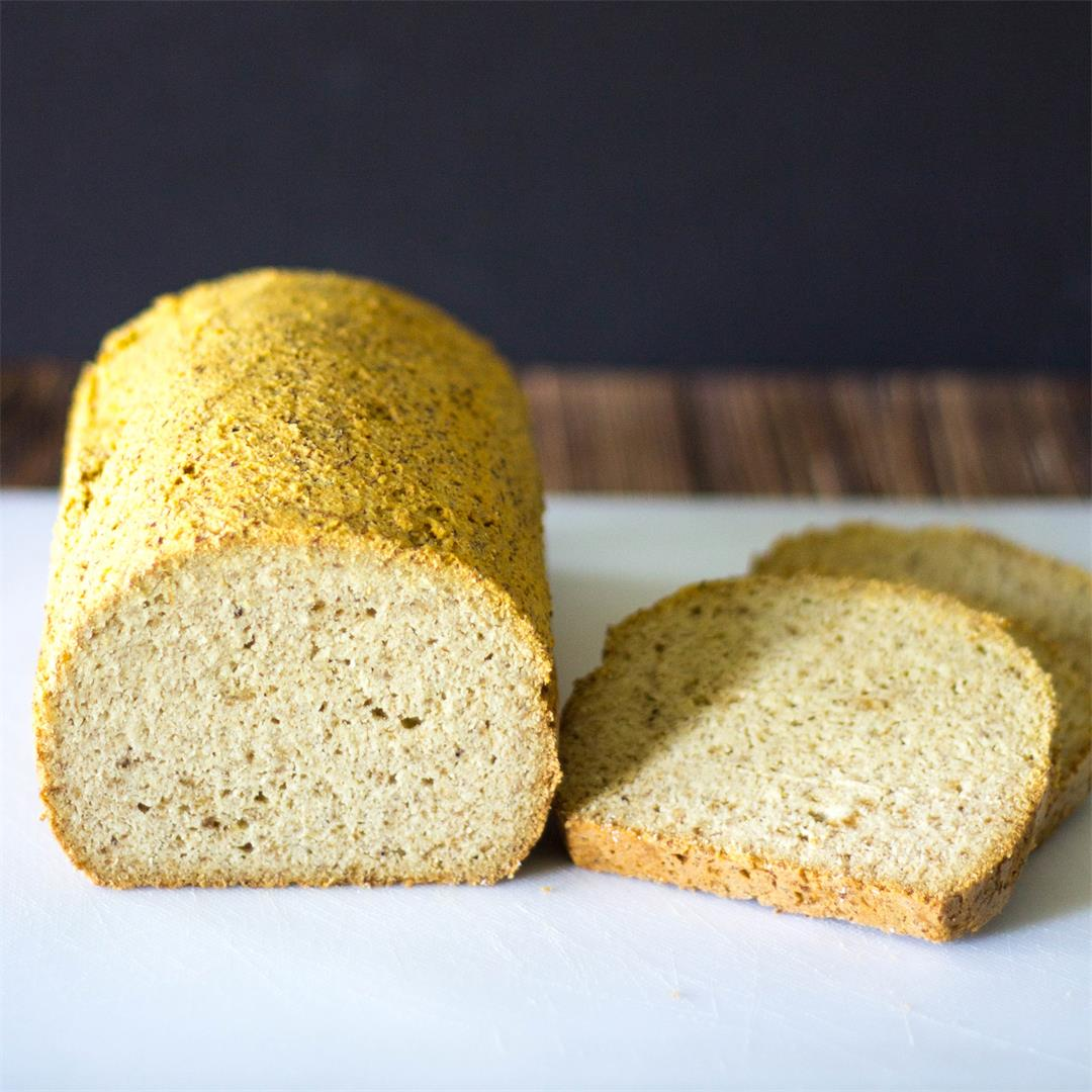 Coconut Flour Psyllium Husk Bread